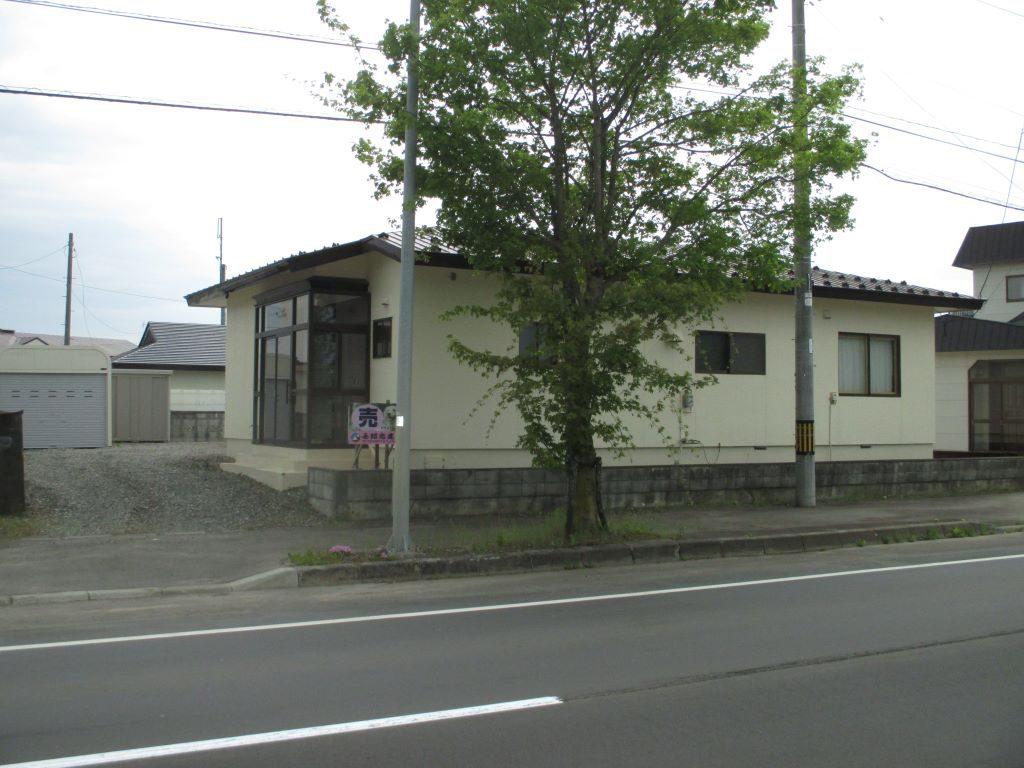 中川郡池田町字利別西町37番地6<br />中古住宅